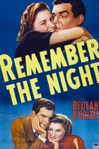 今宵难忘/Remember the Night (1940)